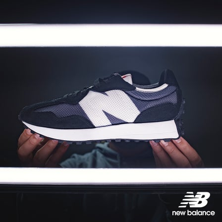 Just in: New Balance 327