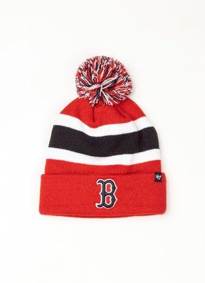 47 Brand MLB Boston Red Sox Breakaway Cuff Beanie