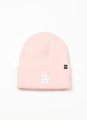 47 Brand MLB Los Angeles Dodgers Haymaker Cuff Beanie