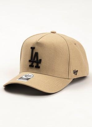 '47 Brand MLB Los Angeles Dodgers MVP DT Snapback Cap