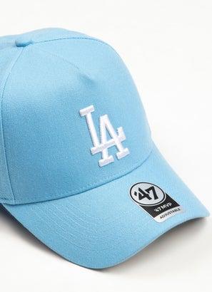 47 Brand MLB Los Angeles Dodgers MVP DT Snapback Cap