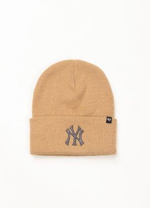 47 Brand MLB New York Yankees Haymaker Cuff Beanie