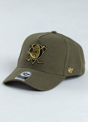'47 Brand NFL Anaheim Ducks Metallic MVP DT Snapback Cap