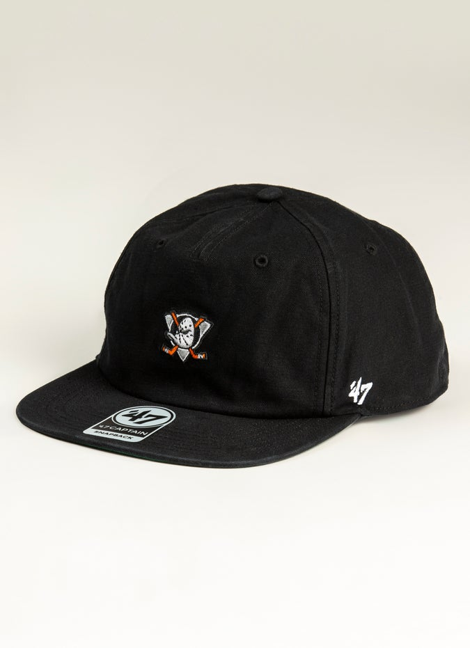 47 Brand NHL Anaheim Ducks '47 Marvin Jr Captain RF Snapback Cap