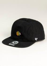 47 Brand NHL Chicago Blackhawks '47 Marvin Jr Captain RF Snapback