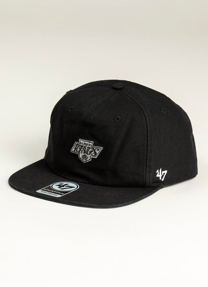 47 Brand NHL Los Angeles Kings Marvin Jr Captain RF Snapback Cap