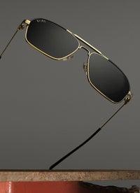9FIVE Avian 24K Gold Sunglasses