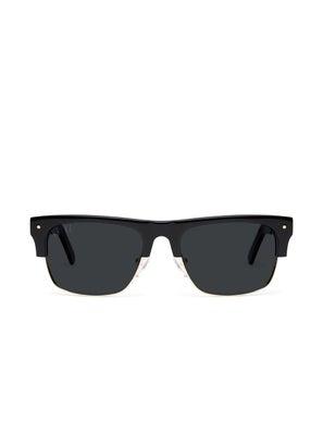 9FIVE Two (Watson 2) Black & 24K Gold Sunglasses