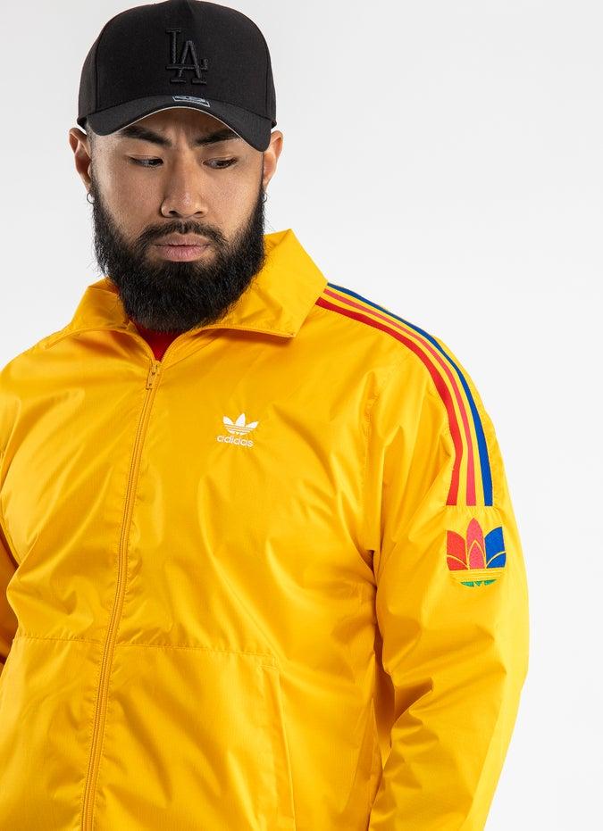 adidas 3D Trefoil 3-Stripes Track Jacket