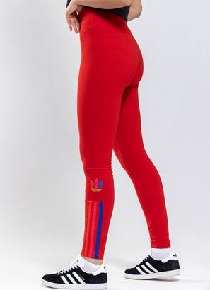 adidas Adicolor 3D Trefoil Tights - Womens