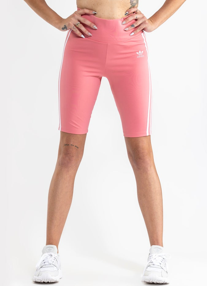 adidas Adicolor Classics High Waisted Primeblue Short Tights - Womens