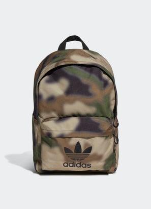 adidas Camo Backpack