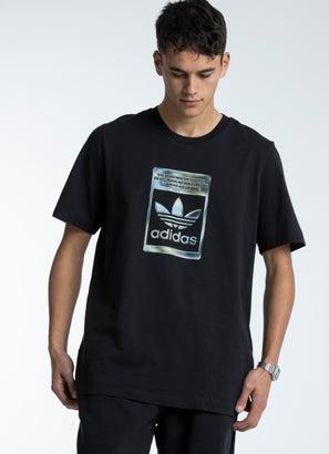 adidas Camo Infill T-Shirt
