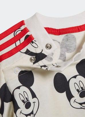 adidas Disney Mickey Mouse Tee & Short Set - Baby