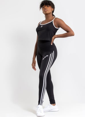 adidas High Waisted Tights - Womens