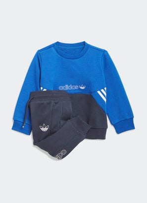 adidas Infant Crew Set