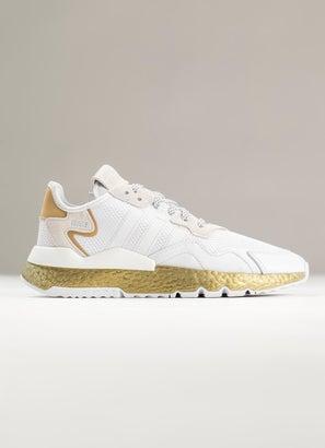 adidas Nite Jogger Shoe - Womens