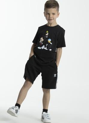 adidas Short & Tee Set - Kids