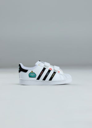 adidas Superstar Shoes - Toddlers