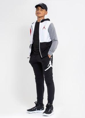 Air Jordan Colourblock Full-Zip Hoodie