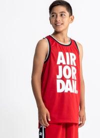 Air Jordan Mesh Tank Top - Youth