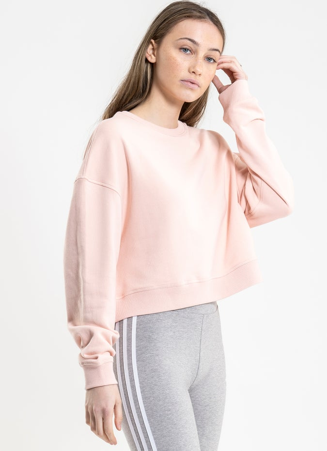 AS Colour Cropped Crew - Womens