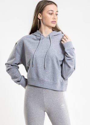 AS Colour Cropped Hood - Womens