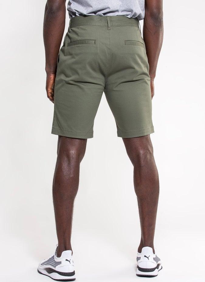 AS Colour Plain Shorts