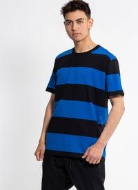 AS Colour Wide Stripe Tee