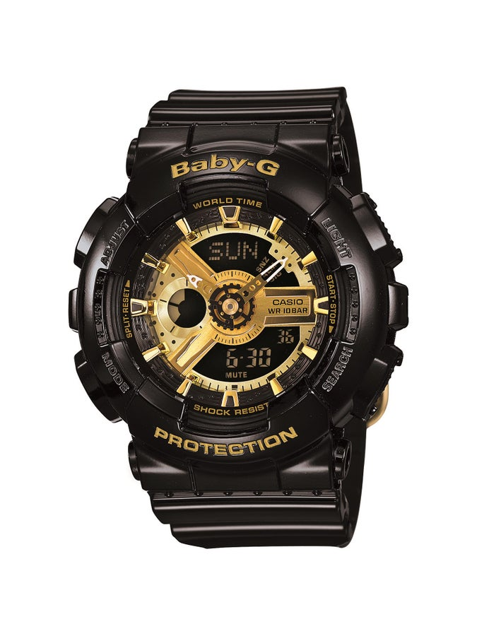 Baby-G BA-110 Series Digital Analogue Watch
