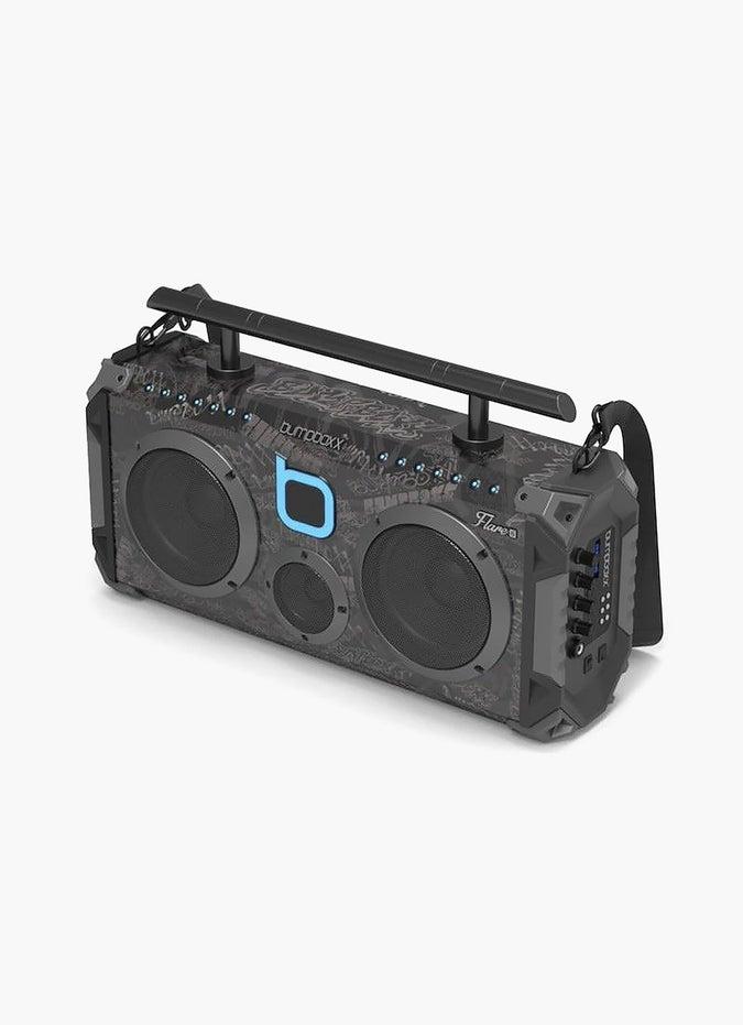 Bumpboxx Flare 6 Bluetooth Boombox
