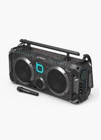 Bumpboxx Flare 8 Bluetooth Boombox
