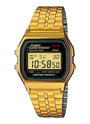 Casio A159WGEA Vintage Series LED Watch