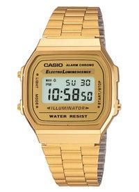 Casio A168WG Vintage Series LED Watch