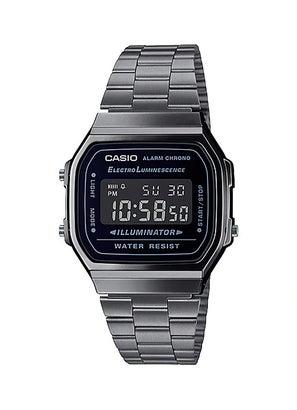 Casio A168WGG-1B Vintage Series Digital Watch