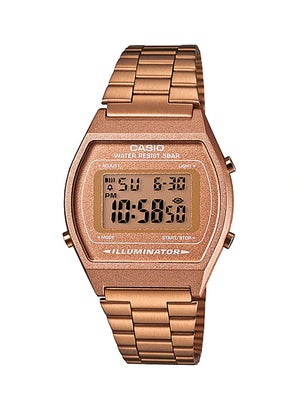 Casio B640WC-5A Vintage Series Digital Watch