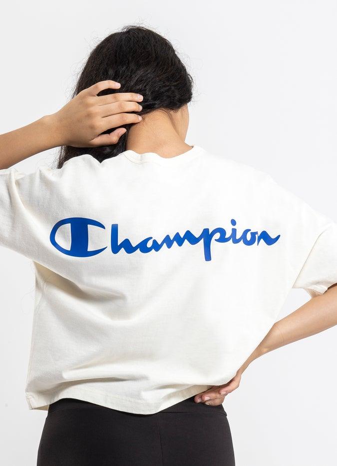 Champion Heritage Boyfriend Tee - Womens
