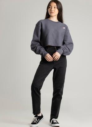 Champion Reverse Weave Crop Sweatshirt