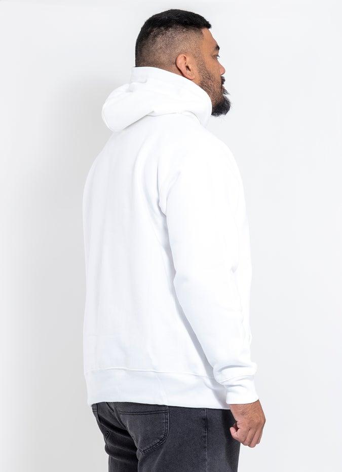 Champion Reverse Weave Script Hoodie - Plus Size