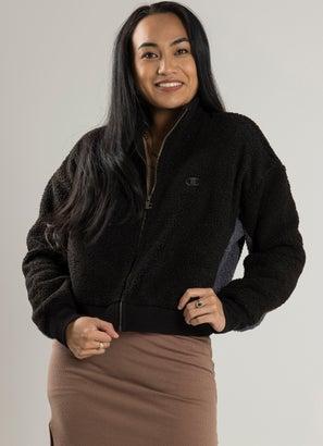 Champion Sherpa Jacket - Womens