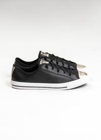 Converse Chuck Taylor All Star Dainty Mono Metallic Low Shoe - Womens