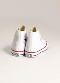 Converse Chuck Taylor All Star High 'Leather' Shoe