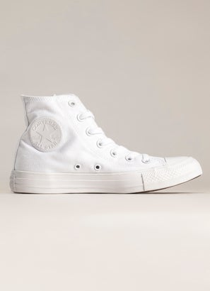 Converse Chuck Taylor All Star High 'Monochrome' Shoe