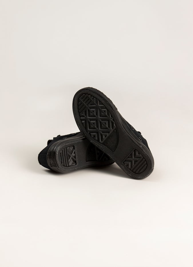 Converse Chuck Taylor All Star Low Monochrome Shoe - Kids