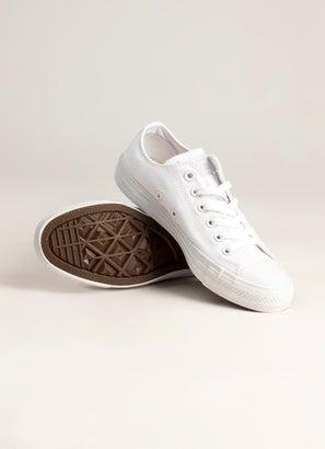 Converse Chuck Taylor All Star Low Monochrome Shoe