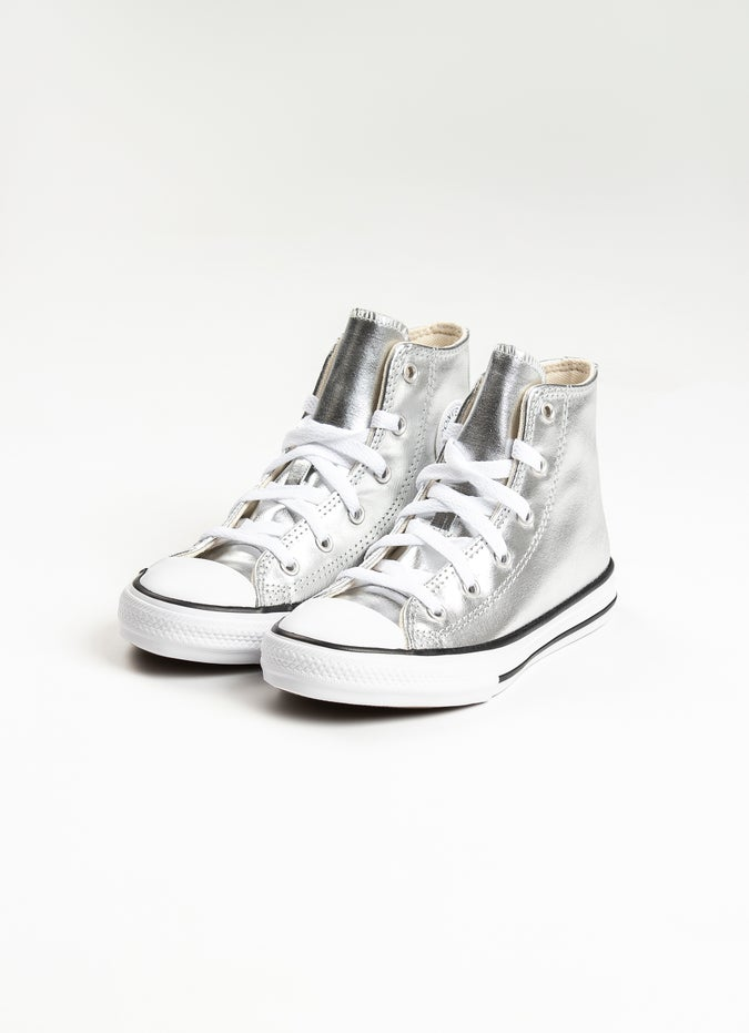 Converse Chuck Taylor All Star Metallic High Shoe - Kids