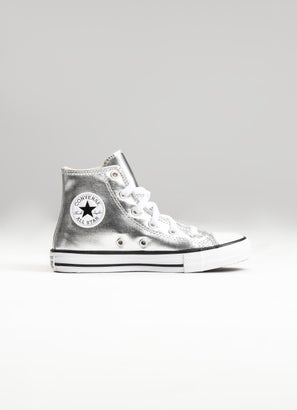 Converse Chuck Taylor All Star Metallic High Shoe - Kids