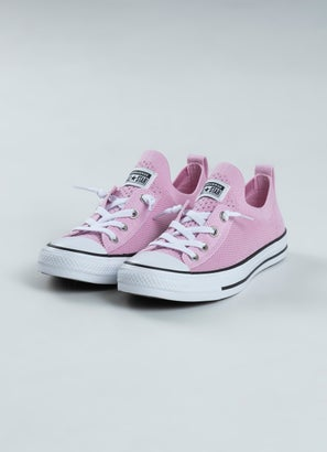 Converse Chuck Taylor Shoreline Knit Low Shoes - Womens