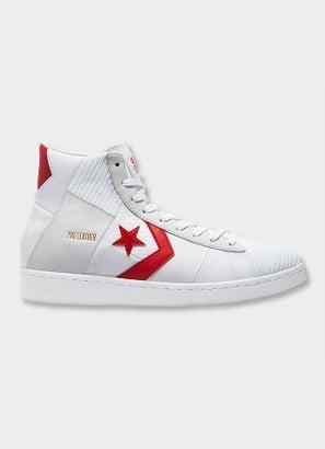 Converse Pro Leather Parquet Court High Shoe
