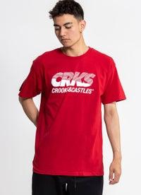 """Crooks & Castles """"CRKS"""" Tee"""